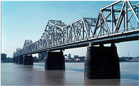 William Branham foretold the construction of the Clark Memorial Bridge over the Ohio River